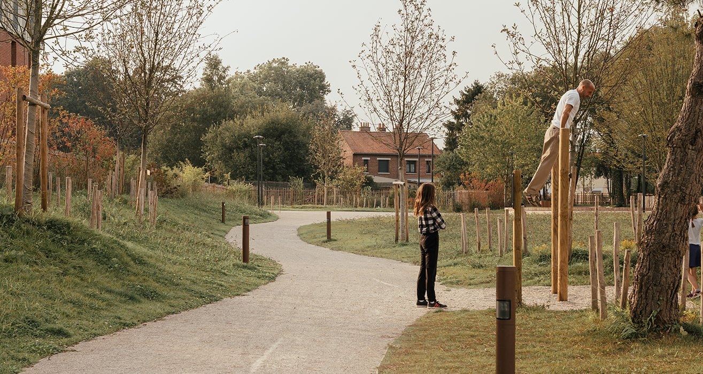 Agence Land - Parc d'Anchin